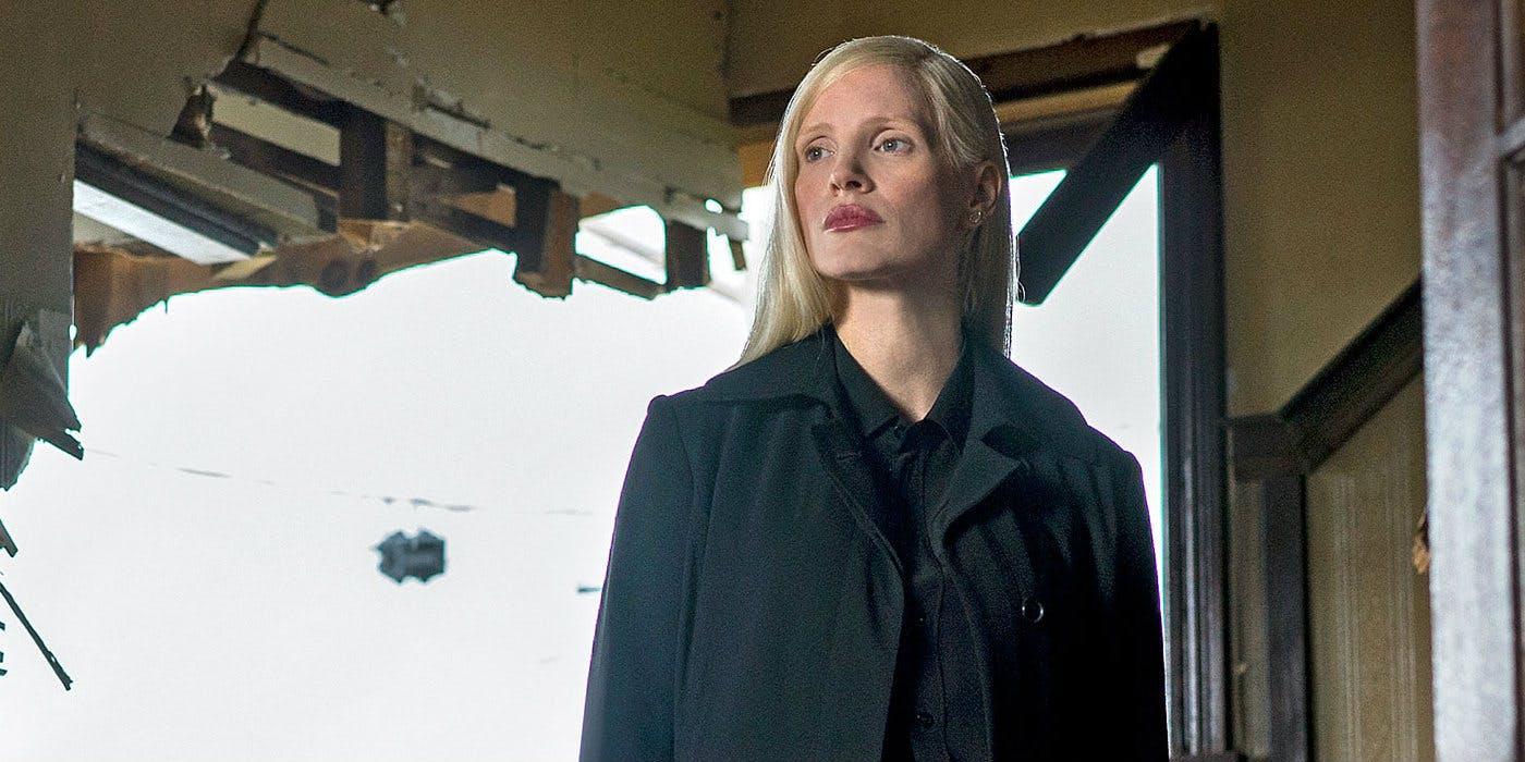 Jessica Chastain protagonizará y producirá filme de acción EVE de Matthew Newton