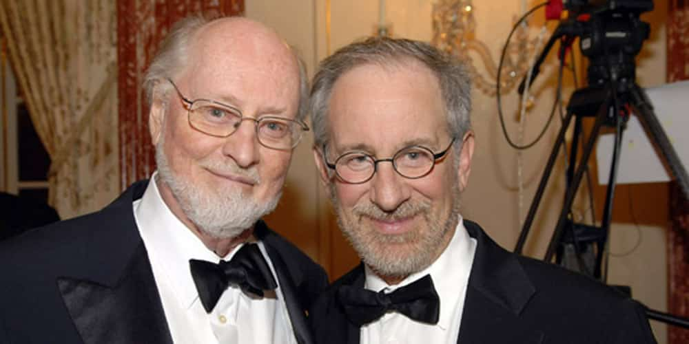 John Williams y Steven Spielberg