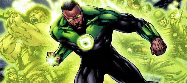 John Stewart Green Lantern