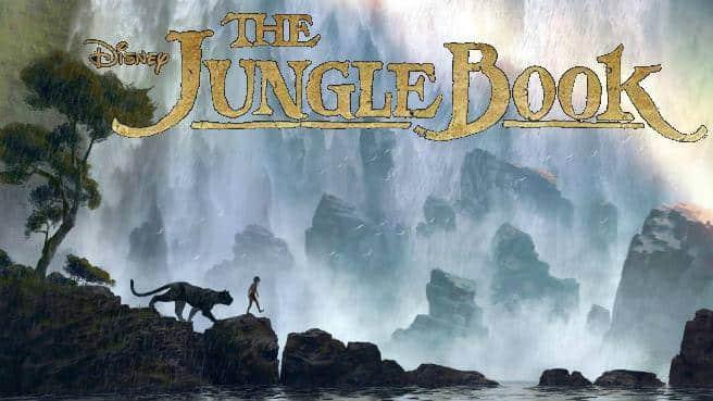 'The Jungle Book': Logo & Concept Art