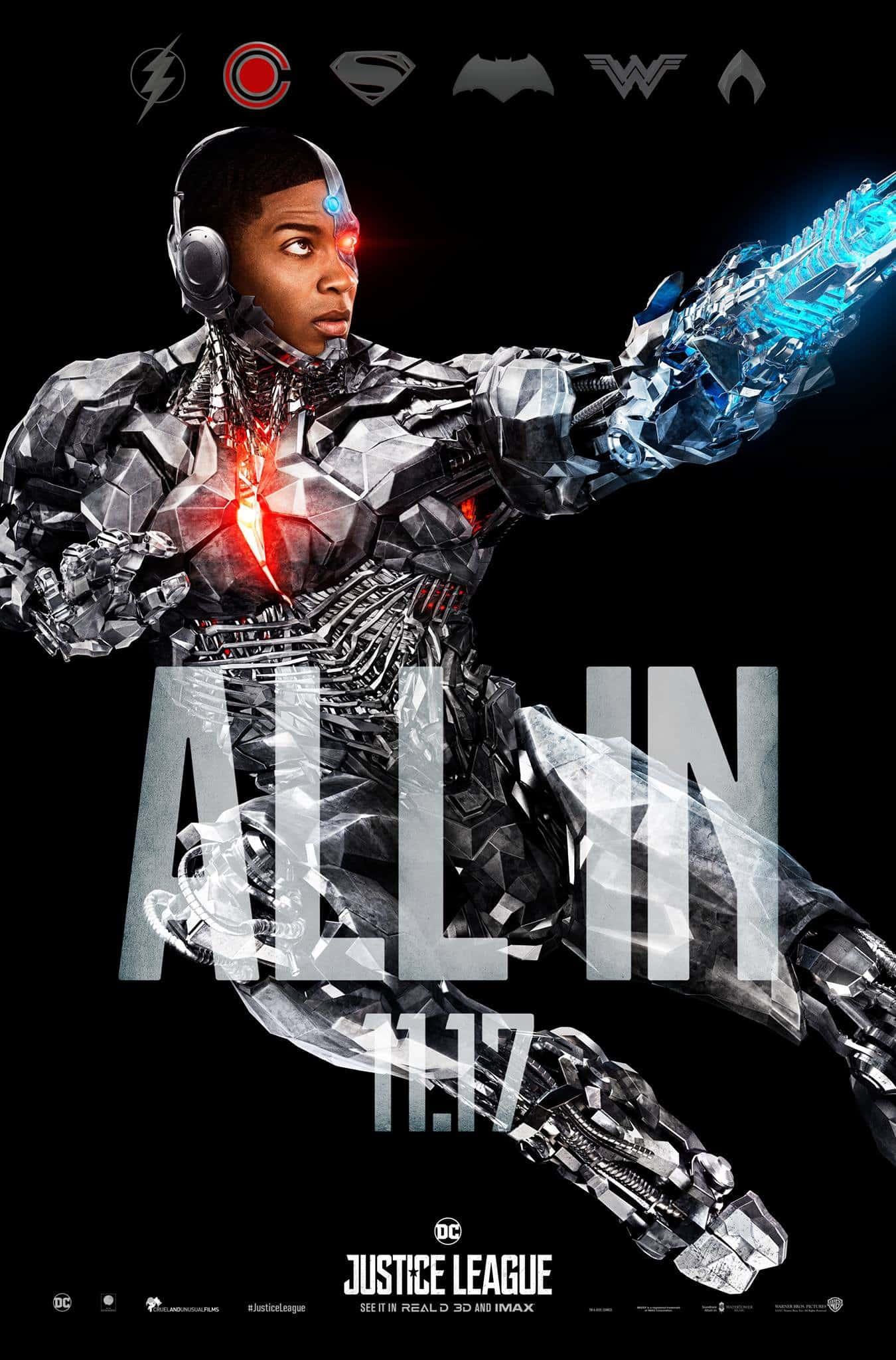 All In - Cyborg
