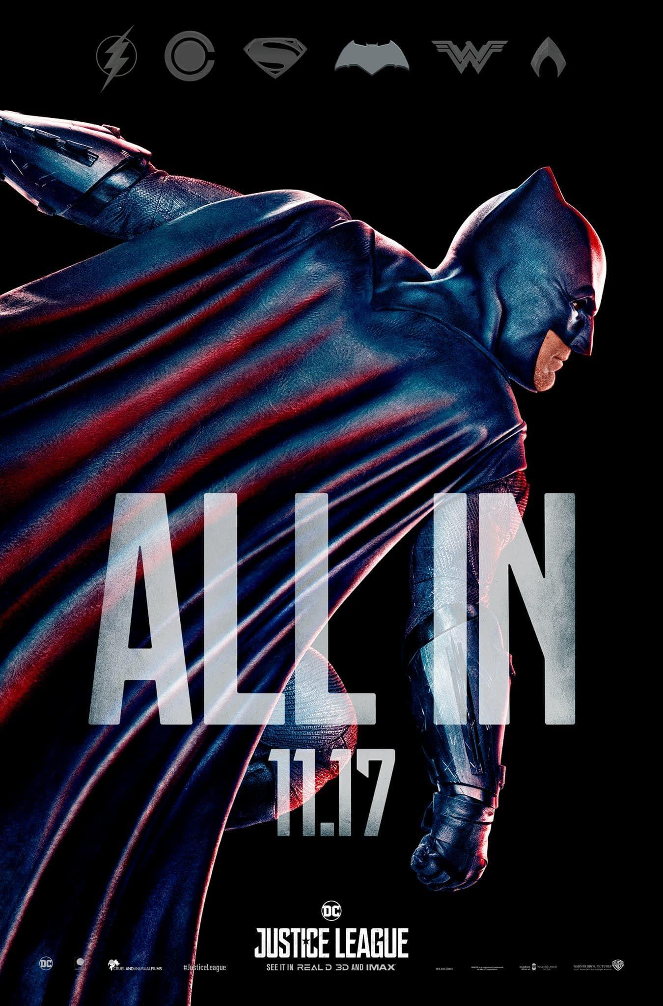 All In - Batman