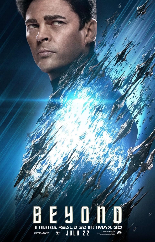 Karl Urban como McCoy
