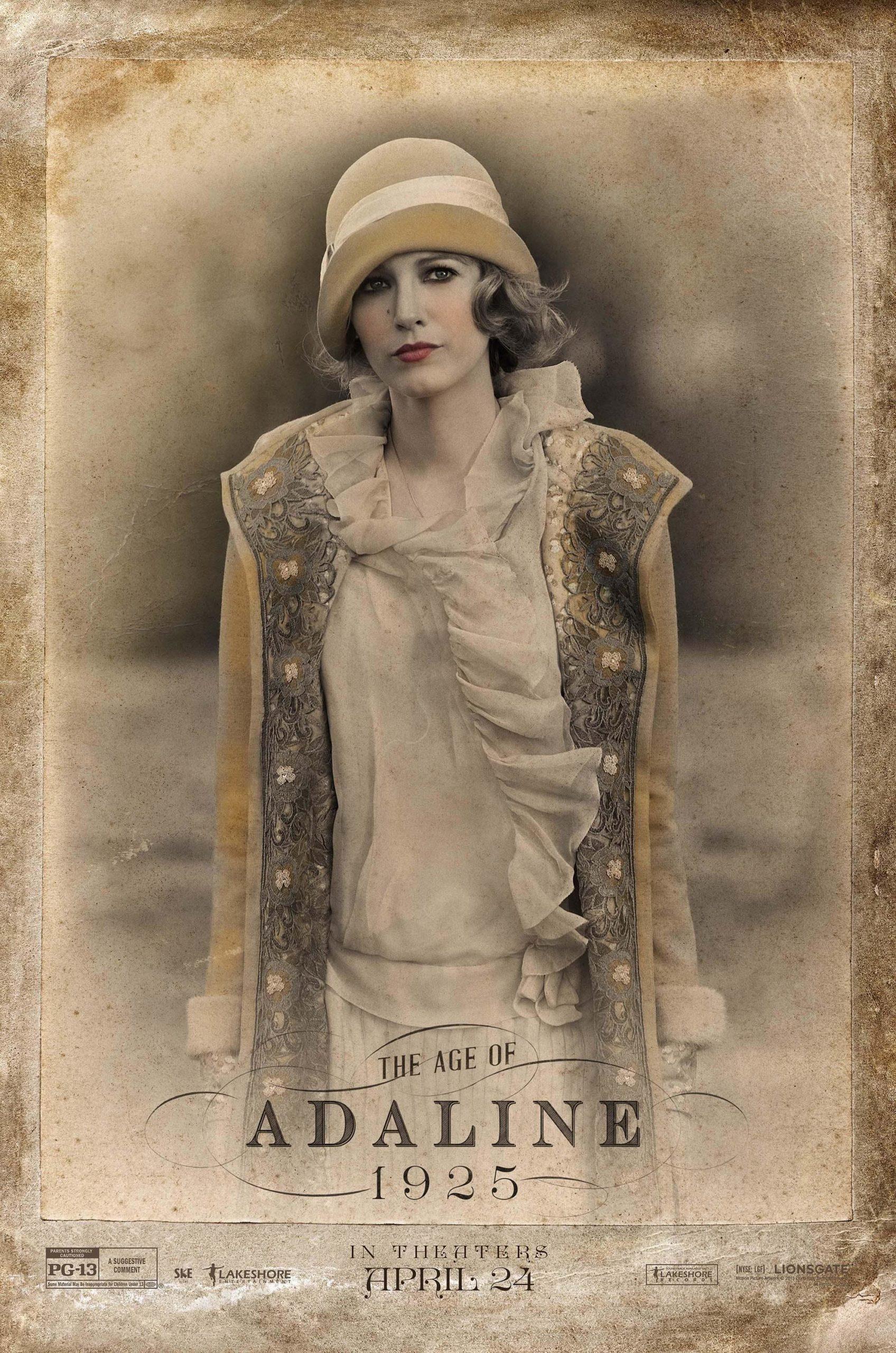 La edad de Adaline - Age of Adaline  (1)