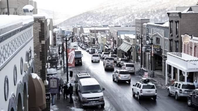 La hermosa sede del festival de Sundance  Los ganadores en Sundance 2015