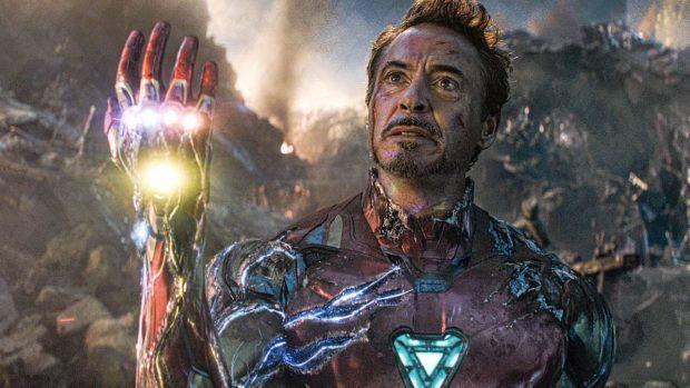 La muerte de Iron Man podía haber sido más escalofriante