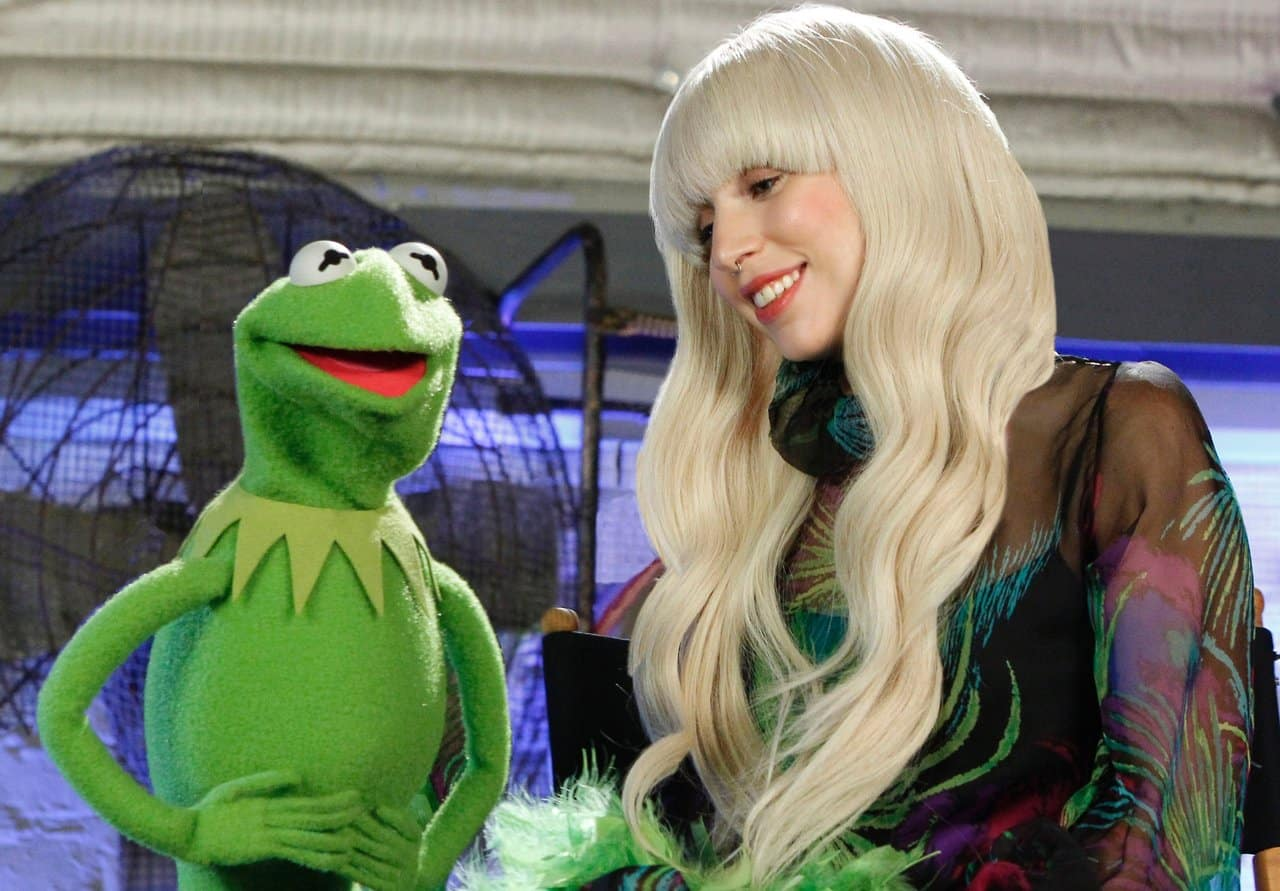 Lady Gaga & The Muppets