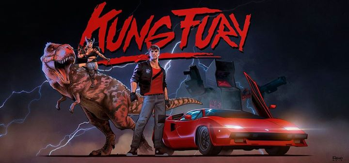Laser Unicorns - Kung Fury  (2)