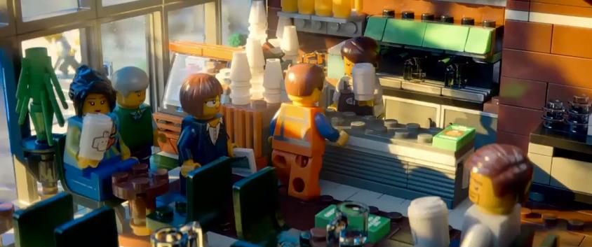 Lego y Warner Bros han dado fechas de estreno de 2 nuevos proyectos para 2018 y 2019, además de sus próximas cintas. Imagen promocional de The Lego Movie (2014). The Lego Movie es dirigida por Phil Lord y Chris Miller. Estelarizada por Chris Pratt, Will Ferrell, Elizabeth Banks, Will Arnett, Liam Neeson y Morgan Freeman.