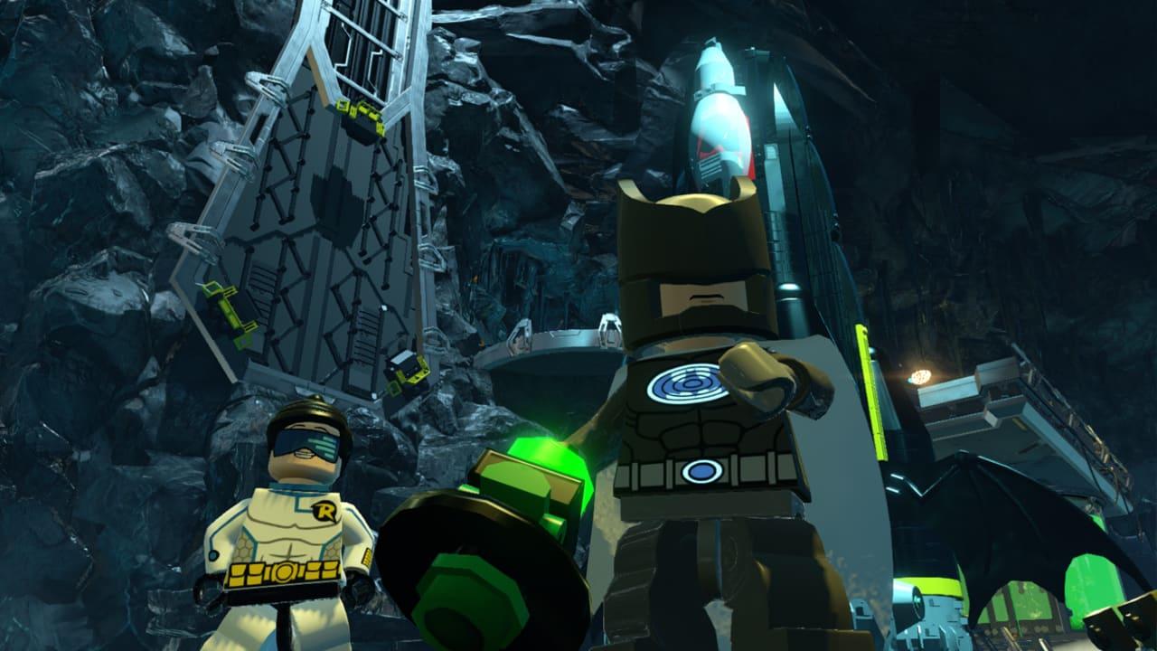 Lego batman en la comic-con 2014 (3)