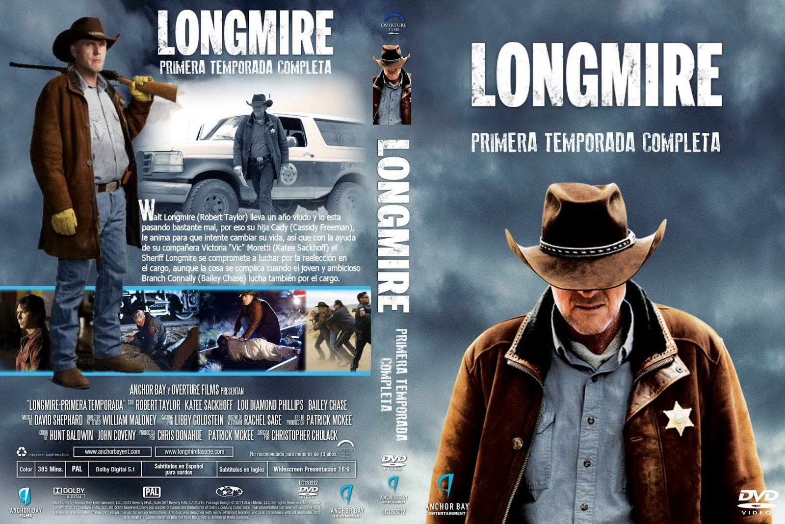 Longmire Temporada 01
