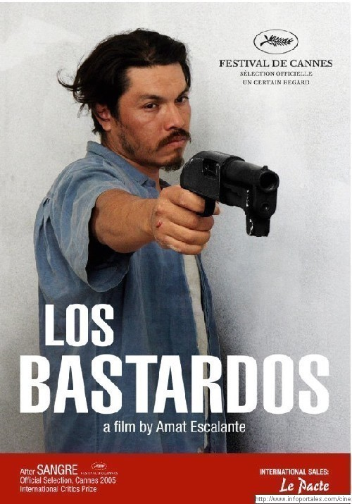 Los Bastardos_poster
