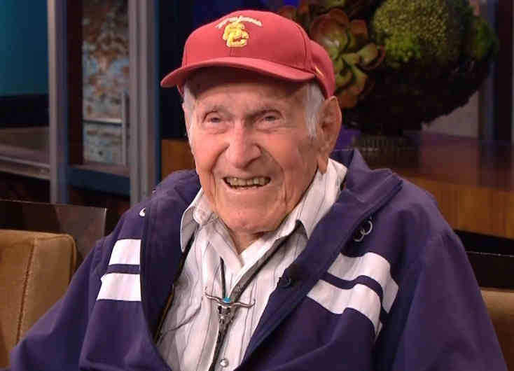 Louis Zamperini 1