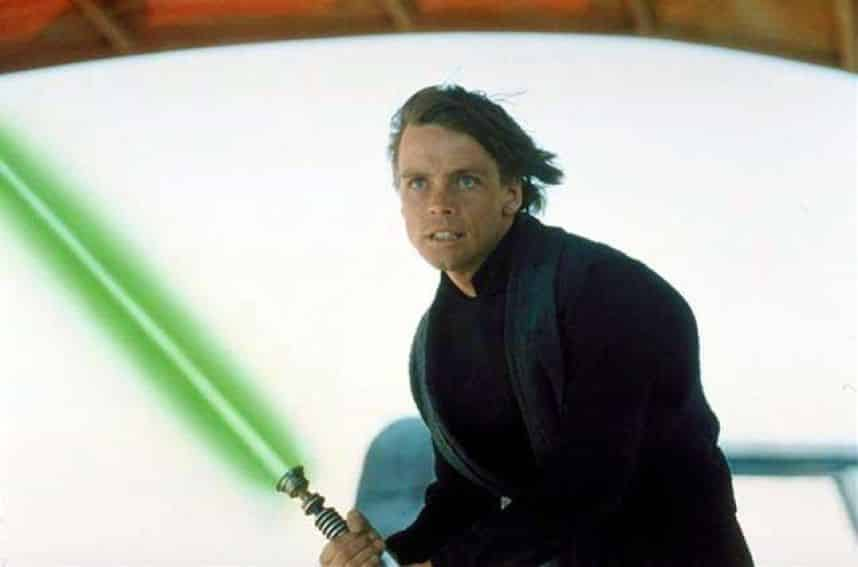 Luke Skywalker Mark Hamill