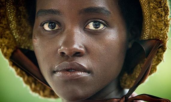 Lupita Nyong'o gana el Oscar por 12 Years a Slave