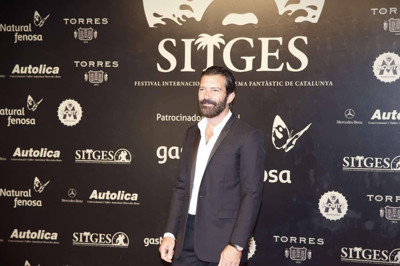 Antonio Banderas en Sitges 2014 / Photo by Alejandro Antón