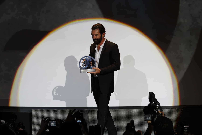 Premio honorífico a la carrera de Antonio Banderas en Sitges 2014 / Photo by Alejandro Antón