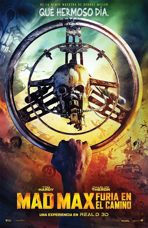 Mad Max Fury Road / Furia en el camino