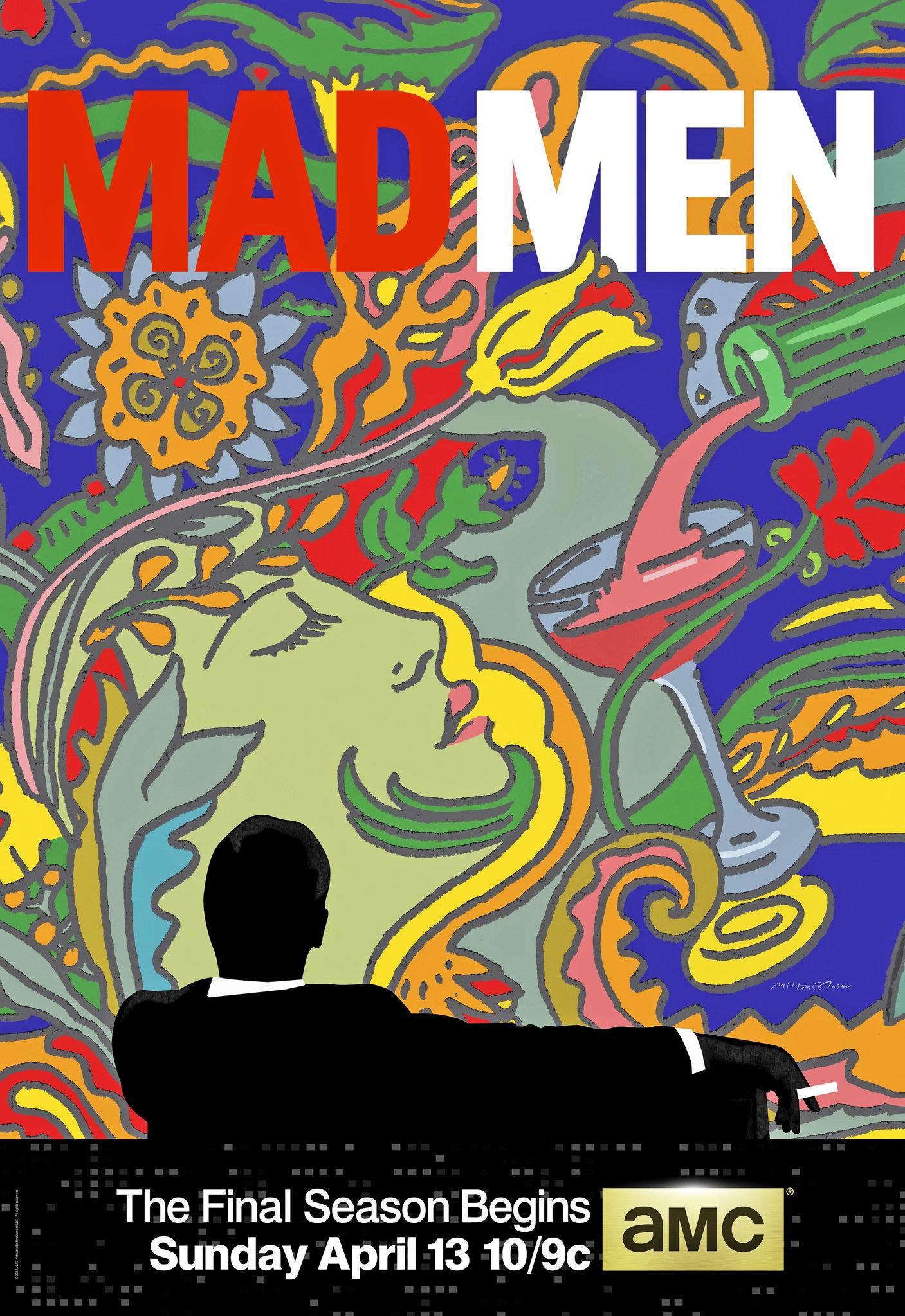 Nuevo Poster de la última temporada de Mad Men de AMC