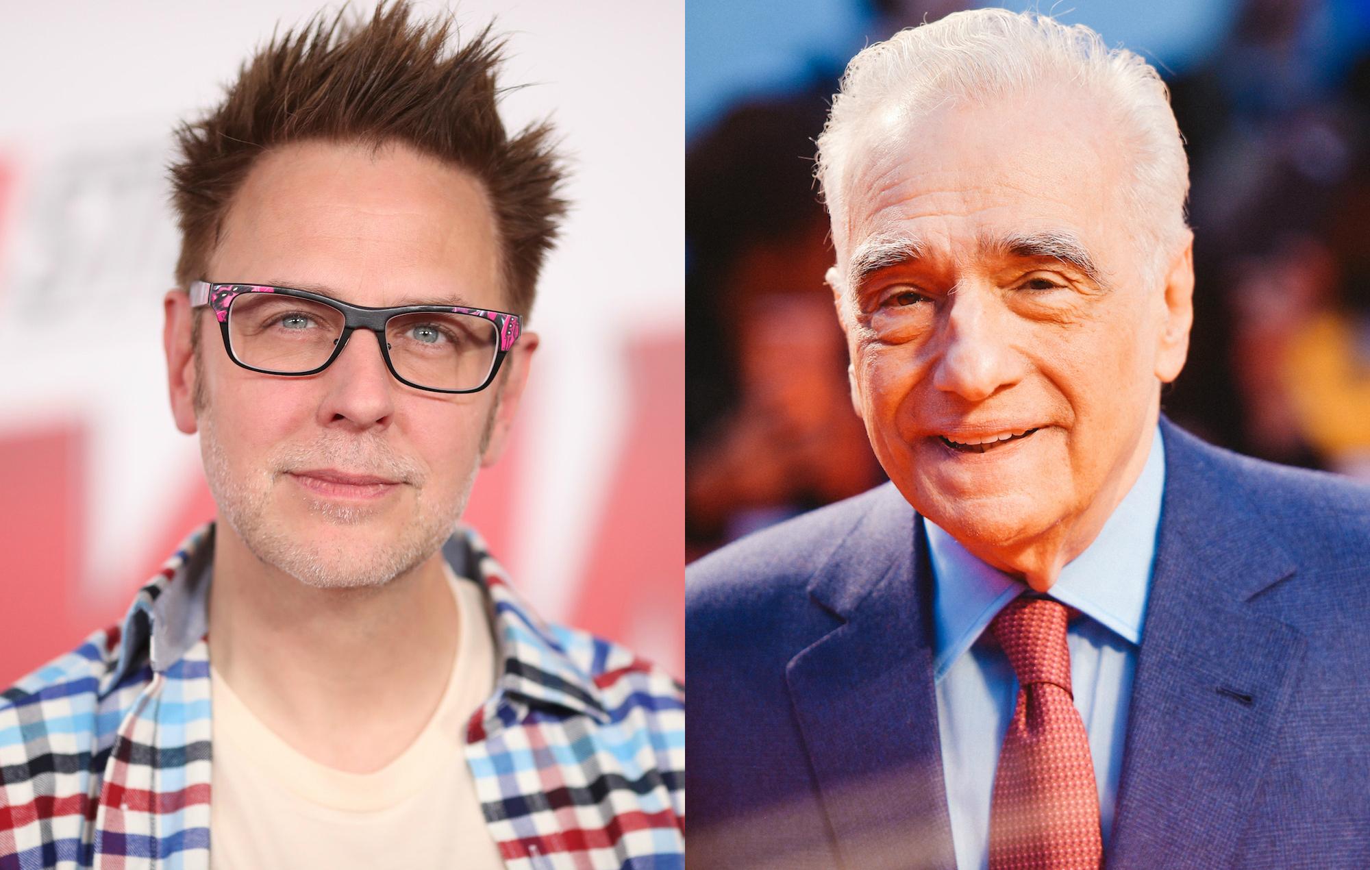 Martin Scorsese carga contra Marvel - James Gunn no se calla