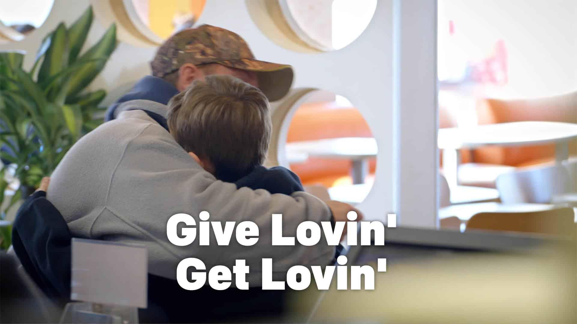 McDonald's Pay With Lovin'