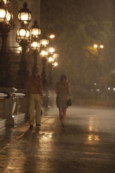 Medianoche en Paris de Woody Allen