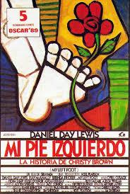 Mi Pie Izquierdo Poster