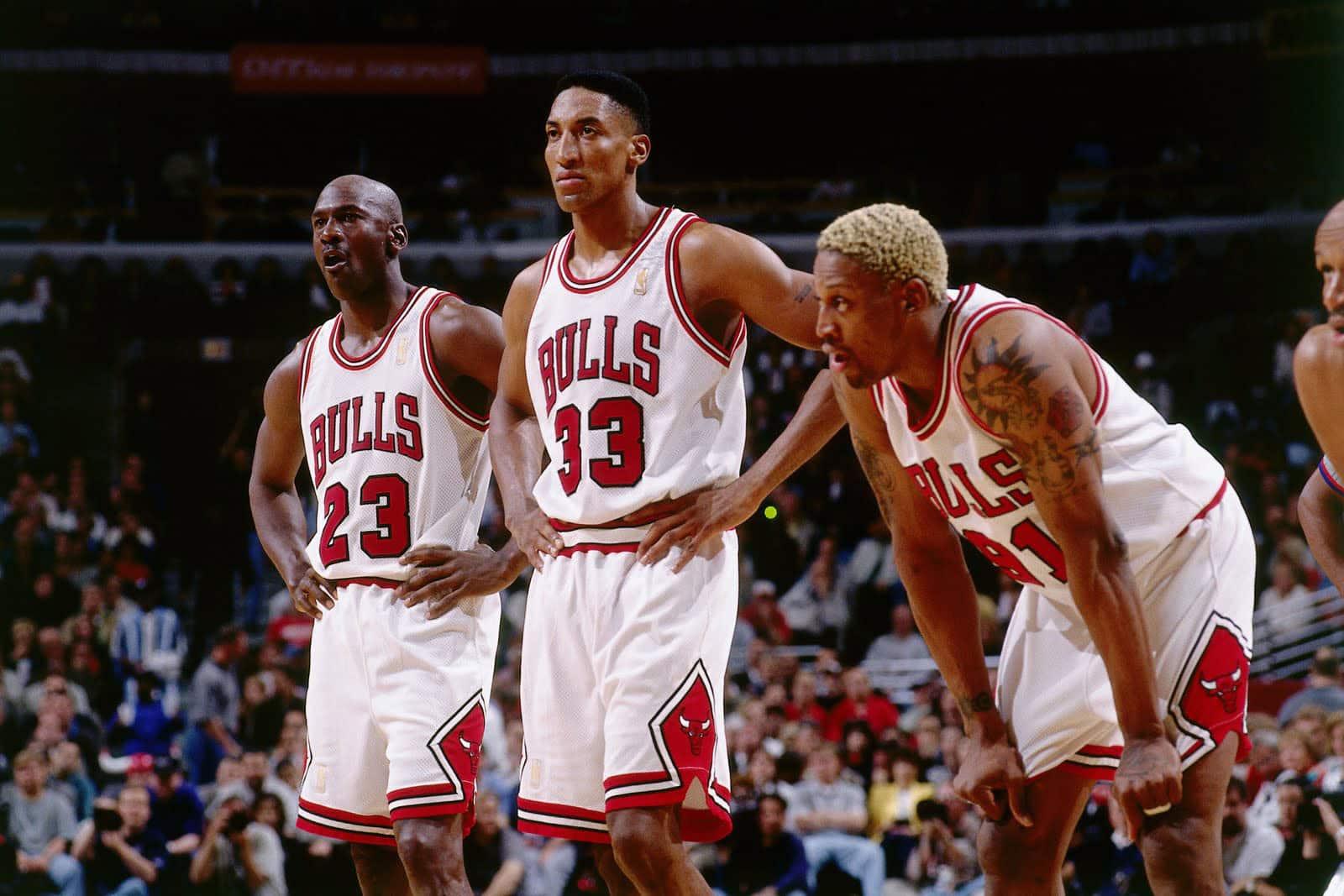 ESPN y Netflix preparan serie documental de Michael Jordan y los Chicago Bulls.