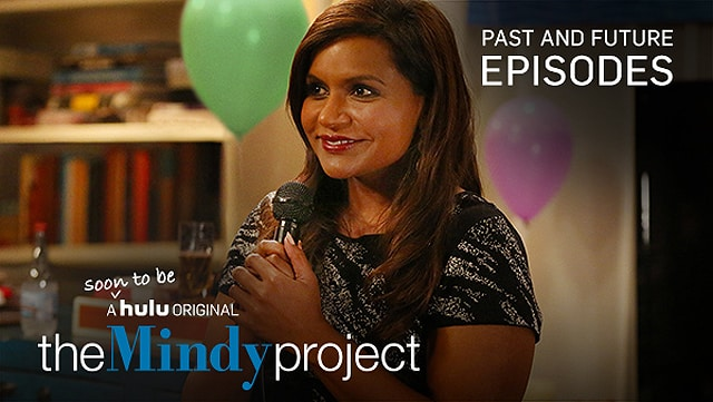 Mindy Project en Hulu