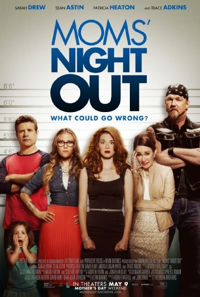 Mom`s Night Out póster
