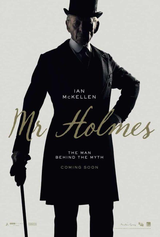 Un nuevo trailer para Mr. Holmes con Ian McKellen
