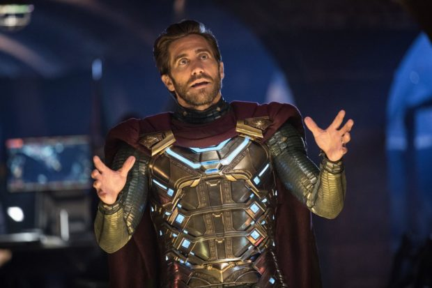 Mysterio Far From Home
