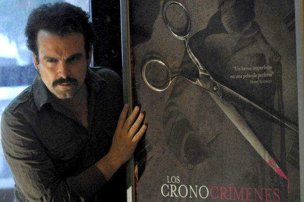 Nacho Vigalondo director de Colosal
