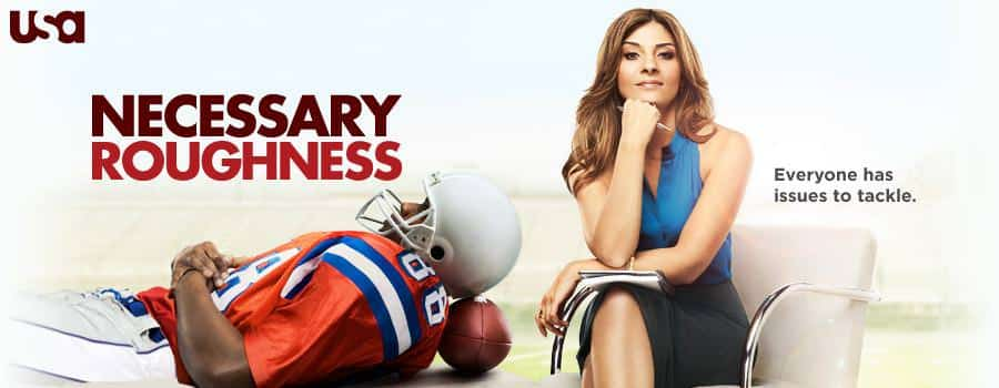 Necessary-Roughness / serie TV / USA Network / 2011