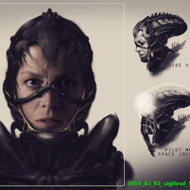 Neill blomkamp en el universo de alien (5)