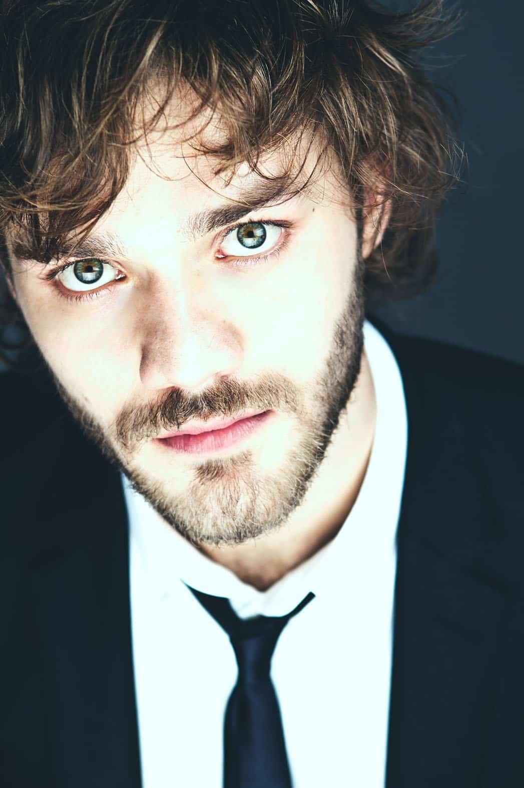 Lorenzo Richelmy, único actor confirmado hasta ahora para Marco Polo, parte de las nuevas series de Netflix.