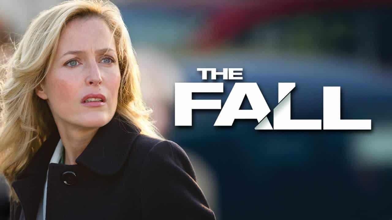 Imagen promocional de The Fall, serie de la BBC y BBC America para Netflix que llegará con su 2da Temporada. Netflix ha anunciado todos los shows originales que llegarán al sistema de VOD. Gillian Anderson (The X-Files) estelariza la 2da temporada del Drama de BBC sobre una detective investigando crímenes en Belfast.