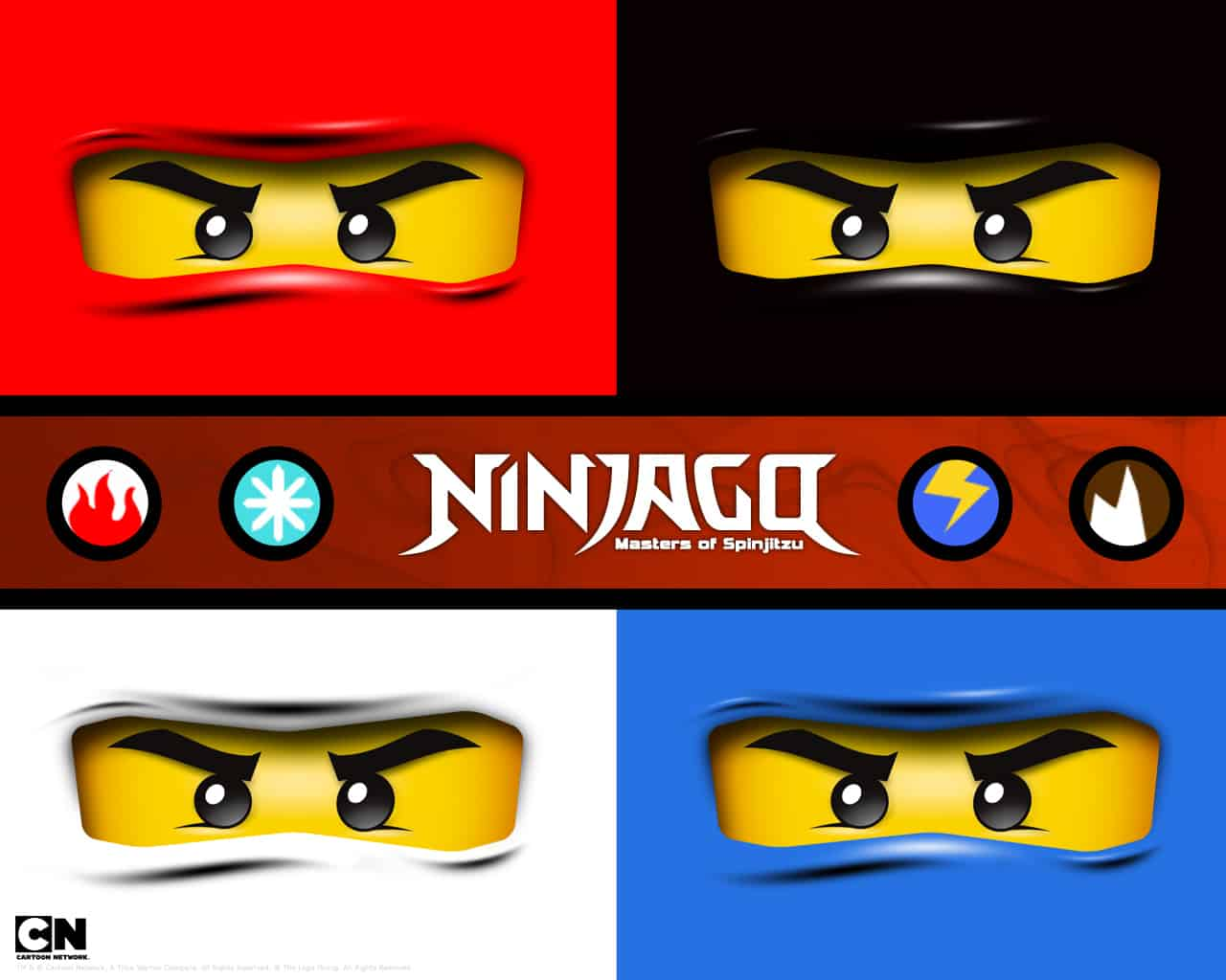 Ninjago de Lego, llegará a la pantalla grande en el nuevo proyecto de Lego y Warner Bros.