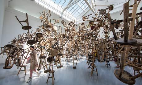 Obra de Ai-Weiwei