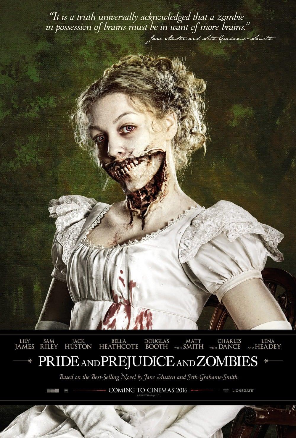 Orgullo, Prejuicio y Zombies / Pride and Prejudice and Zombies