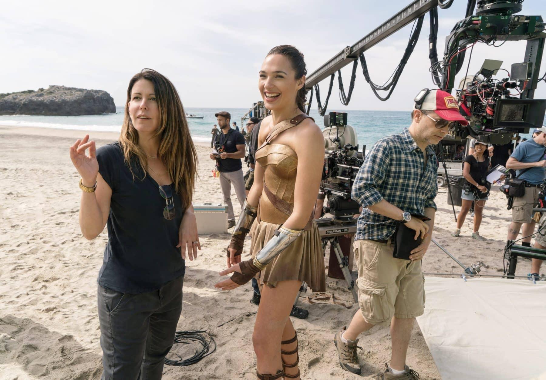 'Wonder Woman 3' en marcha con Patty Jenkins y Gal Gadot