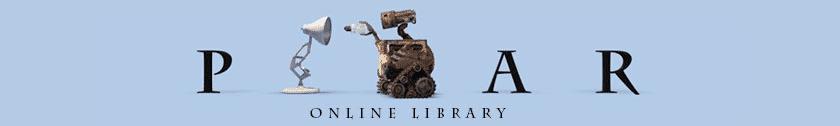 Pixar online library