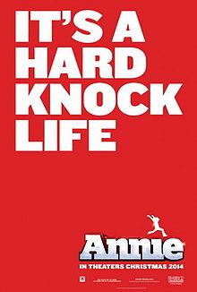 Poster Annie 2014