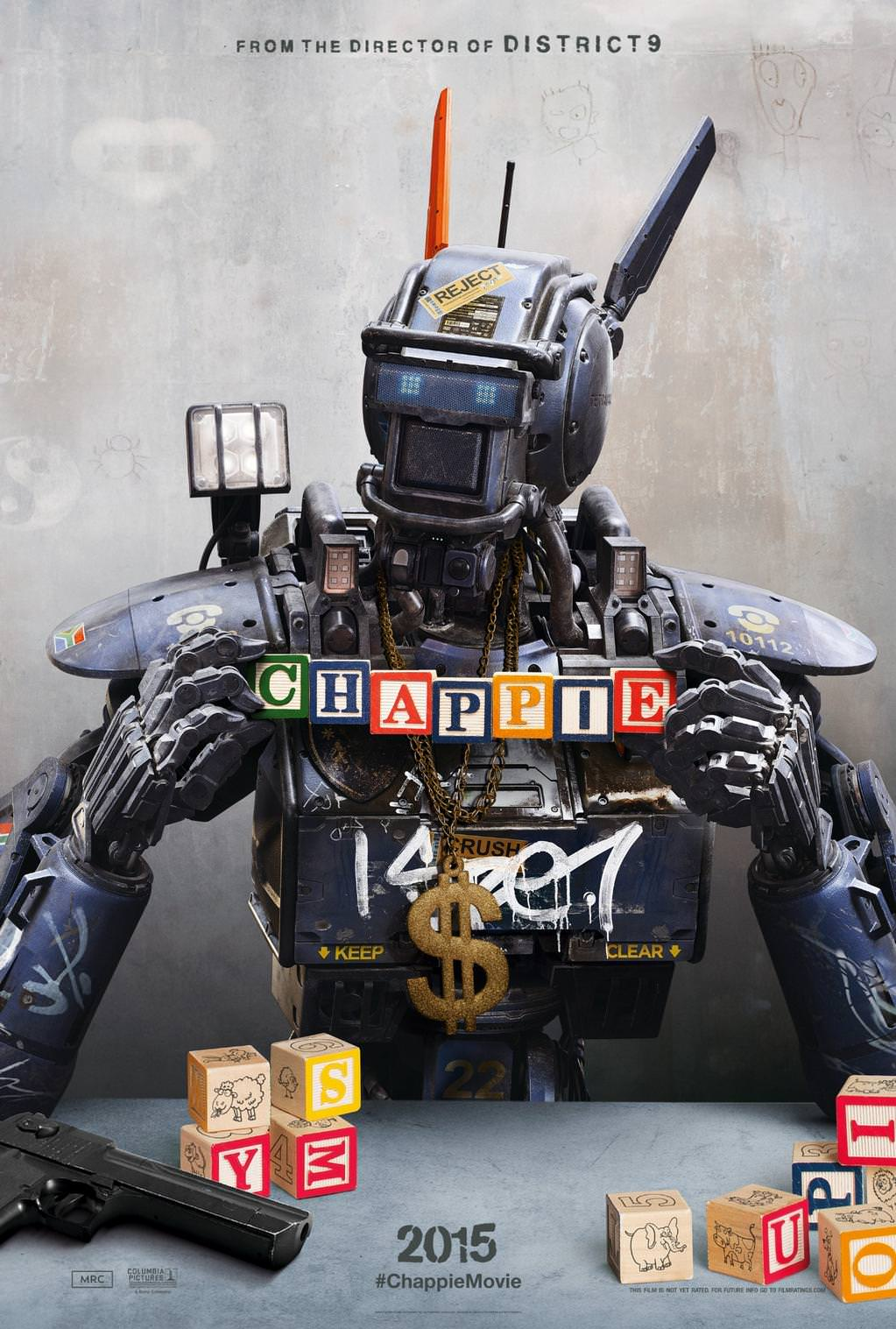 Sony Chappie 2015