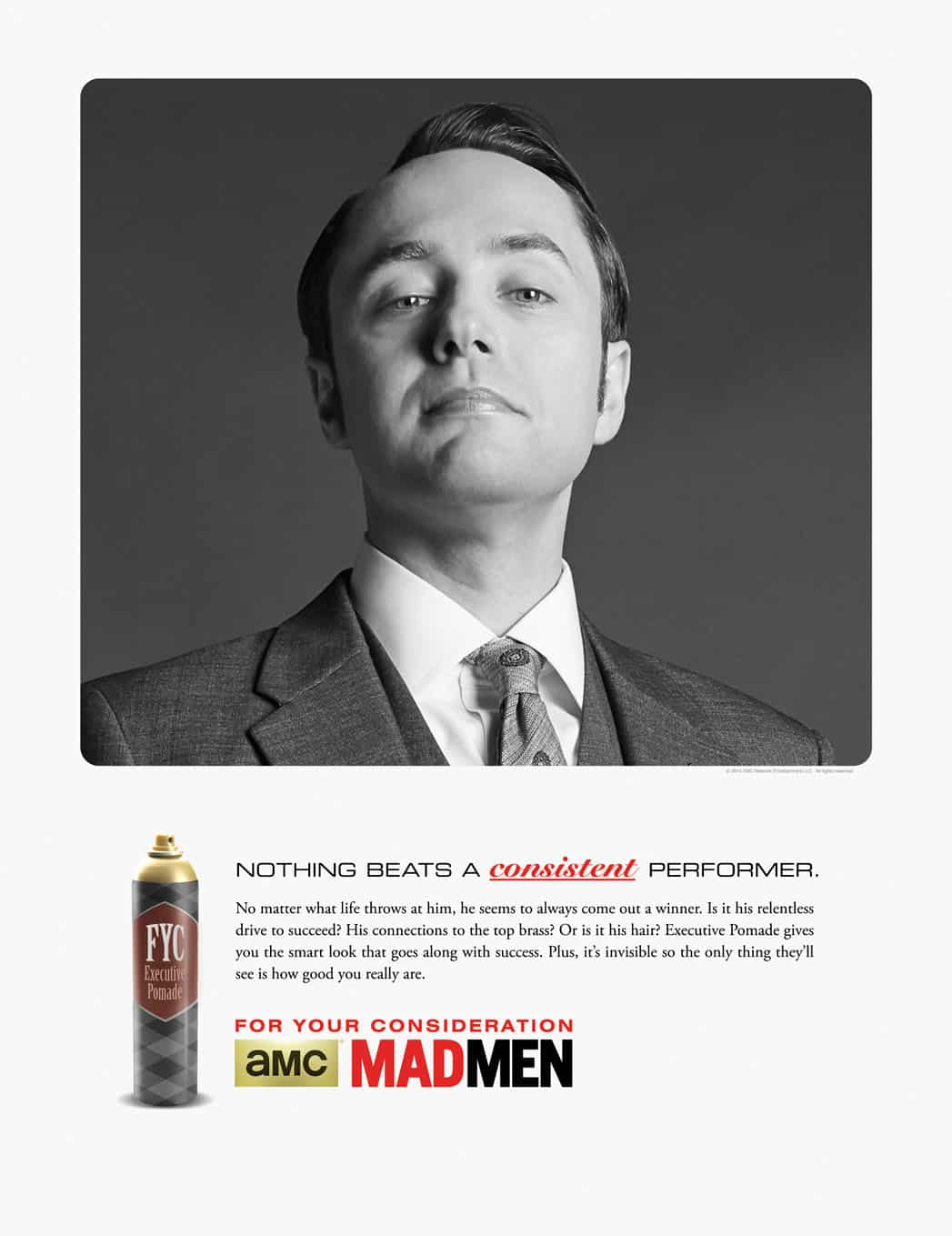 Poster Mad Men 6