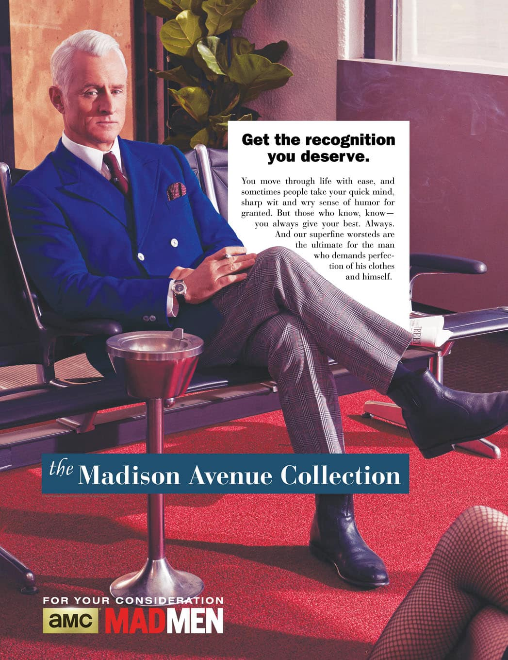 Poster Mad Men 7