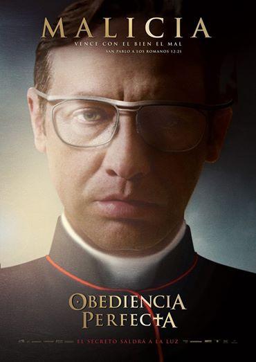 Poster Obediencia Perfecta