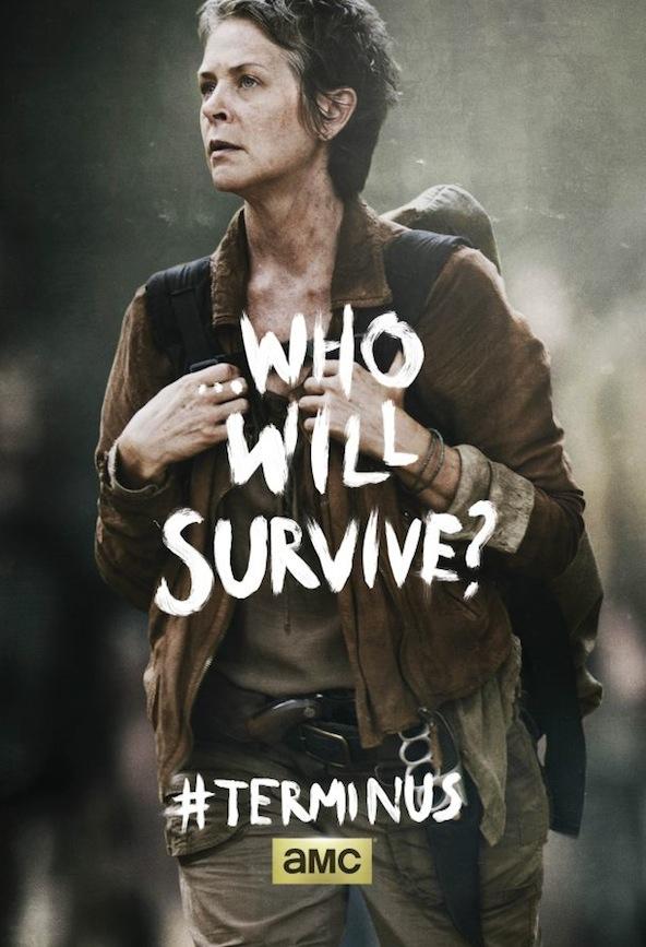 Nuevo Poster del episodio final, de la cuarta temporada de The Walking Dead