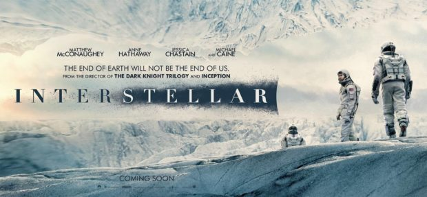 Interestelar #interstellar pudo no haber sido un churro