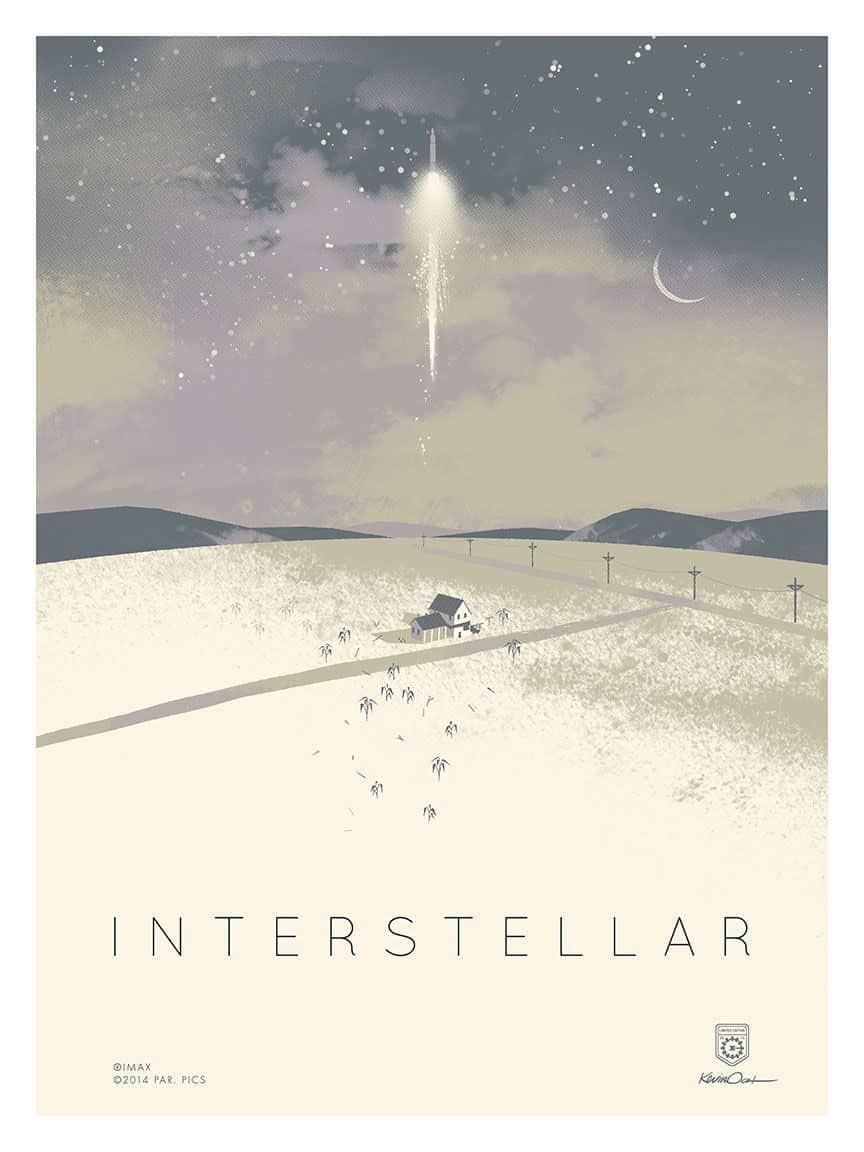 Interstellar reseña